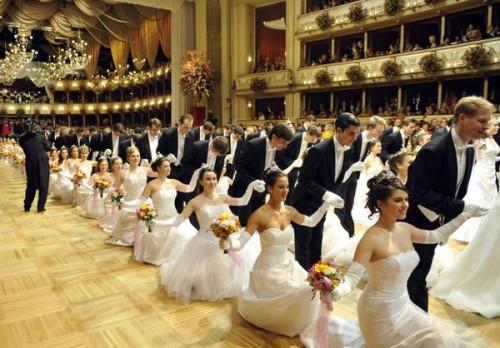 ballo debuttanti vienna