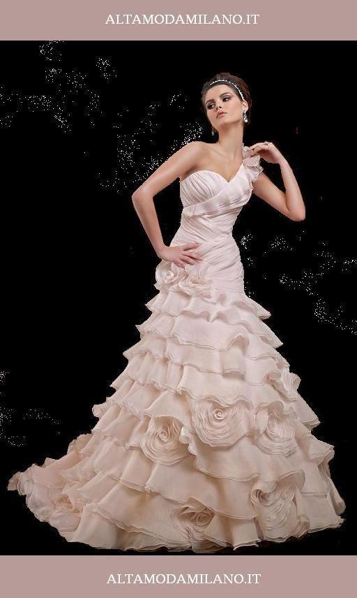cccd0f49bb72 abiti da sposa rosa