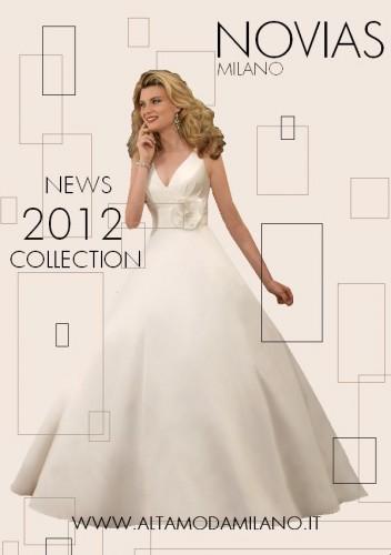 abiti sposa 2012