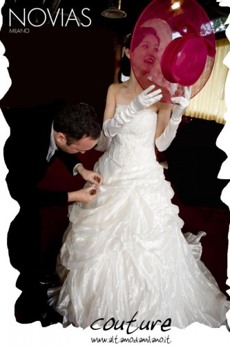 abiti da sposa 2012
