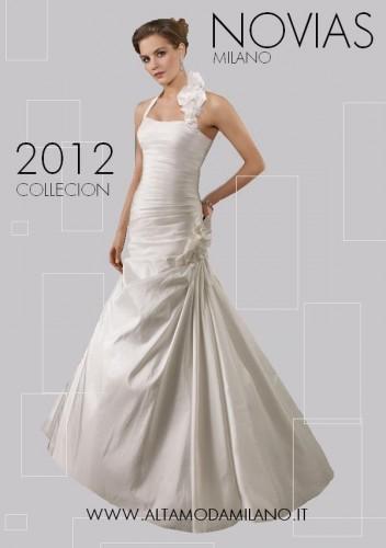 abito sposa stile sirena 2012
