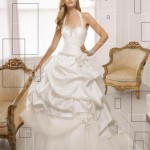 Abito da sposa 2012 made in milano NOVIAS